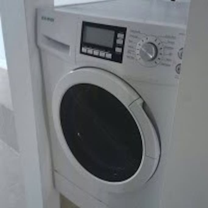 washer and dryer  all in one combo