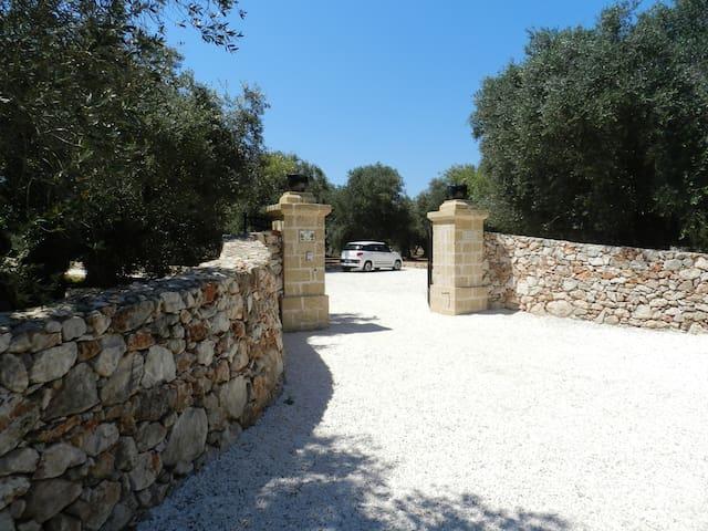 Casa degli Ulivi Vigna Murge - Spongano (LE)