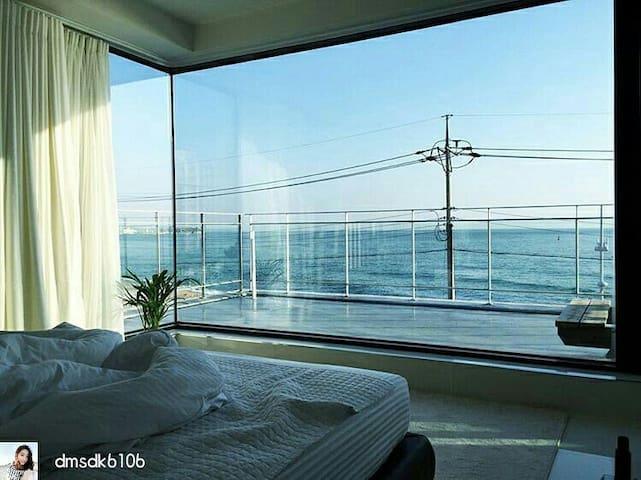 테라스마크-마크N - 강릉시 - Bed & Breakfast