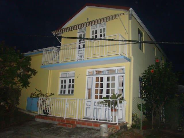 Charmant duplex de 70m² - Saint-Esprit - Rumah