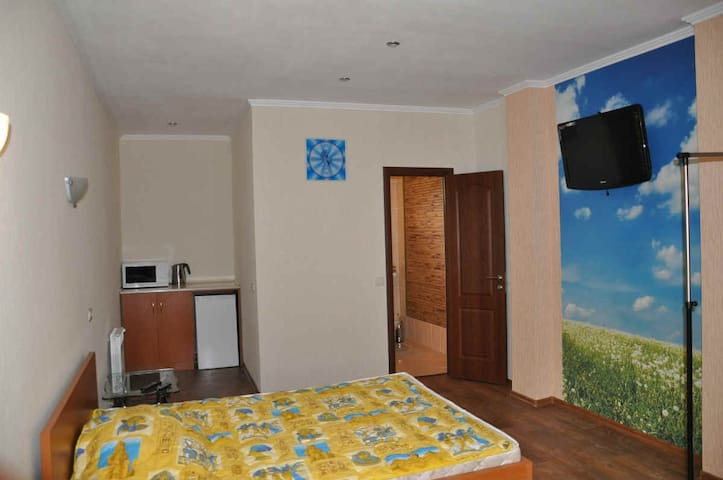Apartment in Kharkov, Euro 2012 - Kharkiv - Lägenhet