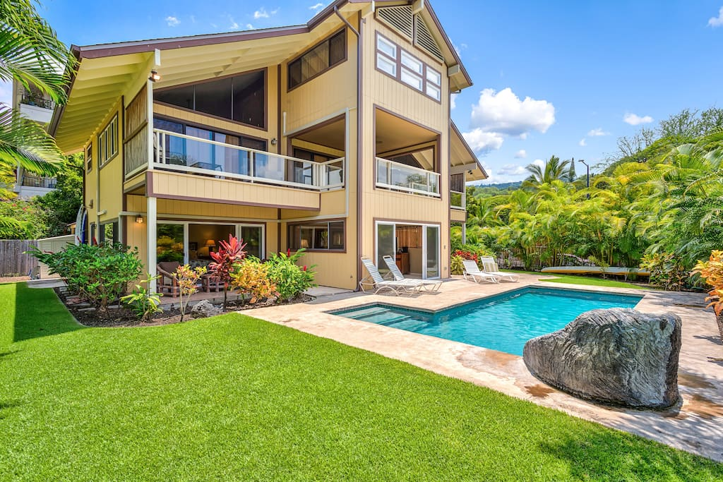 Kona Beach Homes For Rent