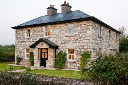 A Beautiful lrish Country House