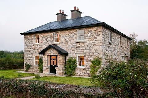 A Beautiful lrish Country House