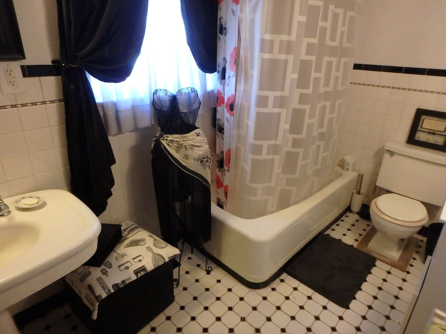 First Floor. Bathroom #1