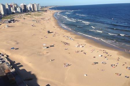 Sobre el mar , vista maravillosa