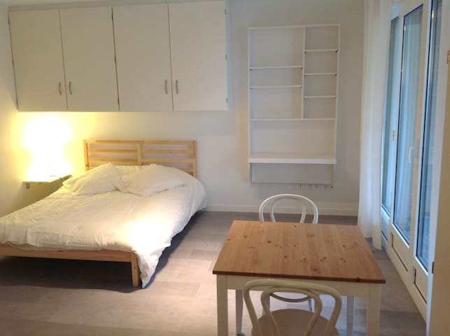Studio 23m2 à 120 m de Paris - Gentilly