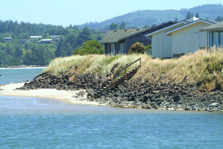 Airlie On The Bay Beach Rental - Waldport - House