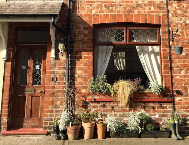 Cozy 1890 miners terraced cottage. - Great Ayton - Hus