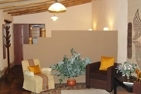 Beautiful Stylish Bungalow in Urubamba - Urubamba - บังกะโล