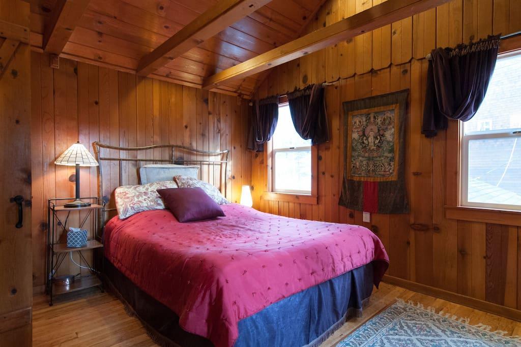 SPA~Cozy Cabin Overlook Lake~DogsOK