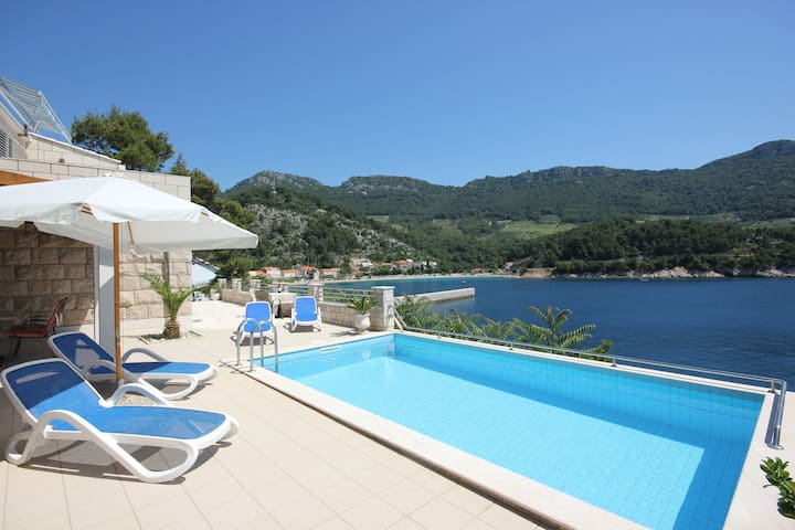 Villa Silencia - Two-Bedroom with Pool & Sea View