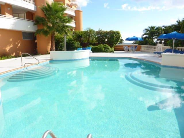 Sunshine apartment Piscadera Residence