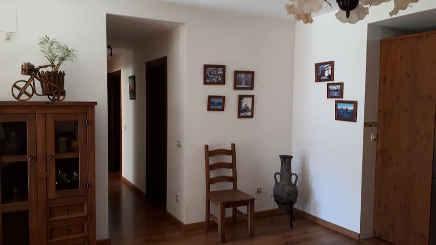 APARTAMENTO EN  SIERRA DE ALBARRACIN -TERUEL