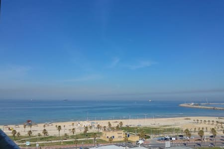 welcome to a great place... ella - Ashdod - Apartament