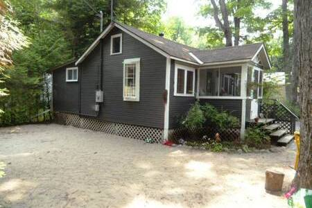 1 cottage + bunkie - Tiny