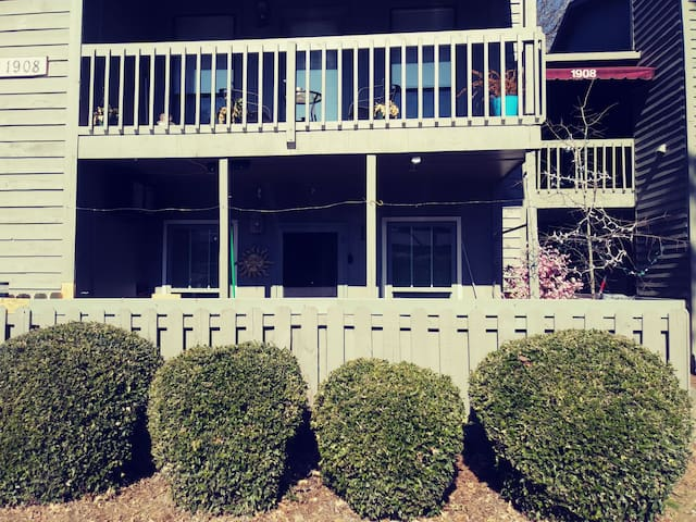 Briar Cliff - Short term Condo stay 2br/2ba/patio