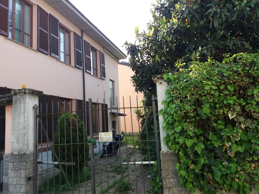 Milan cit metropolitaine appart en villa maisons for Appart maison a louer
