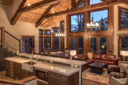 Cabins Lane Ski House - Mountain Village - Hus