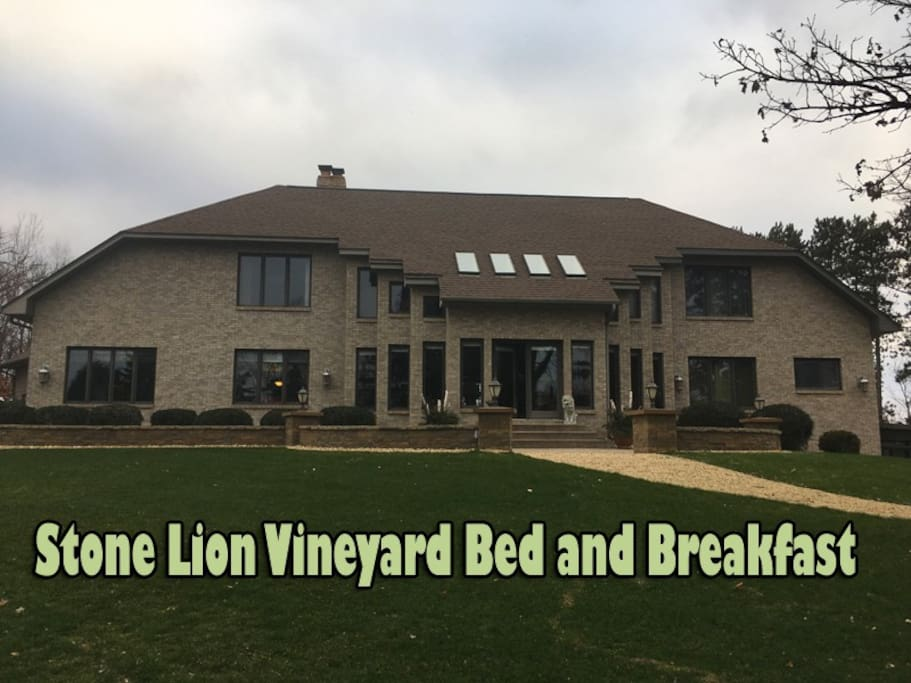 Wine Country Escape Stone Lion Vineyard B Amp B Bed And