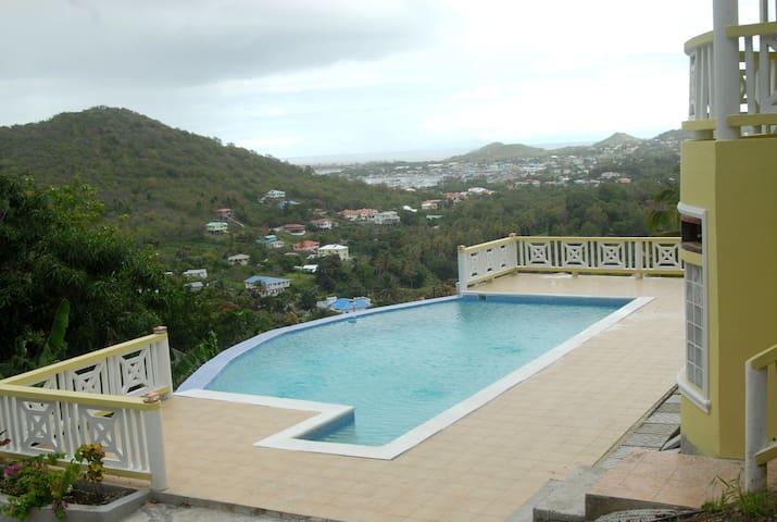Heavenly Suites St. Lucia PS - Gros Islet - Villa