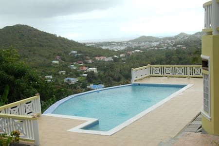 Heavenly Suites St. Lucia PS - Gros Islet - Villa