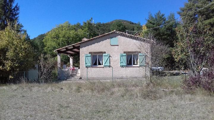 Maison aux portes des gorges du Verdon