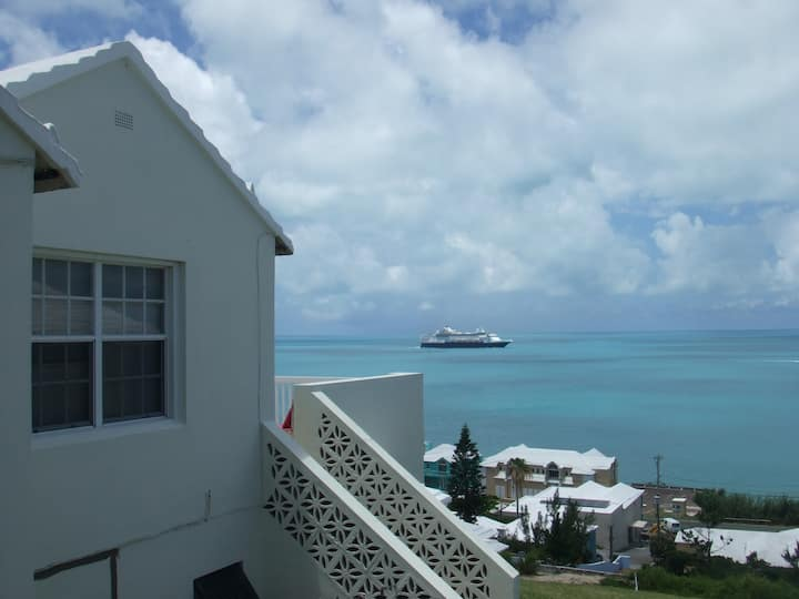 Getaway with Ocean Views