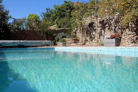Grande Villa Calme avec Piscine - Proche de la mer - Murviel-lès-Montpellier