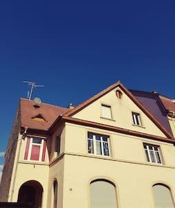 """Studio """"Bienvenue"""" proche centre de Strasbourg - Schiltigheim"""