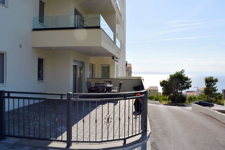 Apartment Antica with seaview and sunset