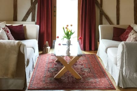 The Hayloft. Self contained Accommodation