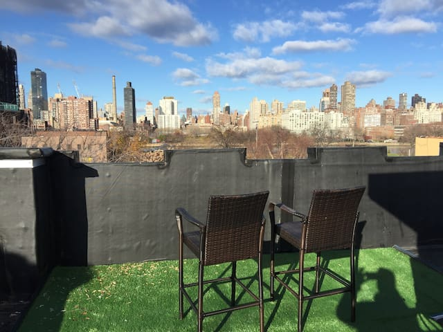NEW 5 Star Luxury - Roof Deck with Manhattan Views - Queens - Apartment