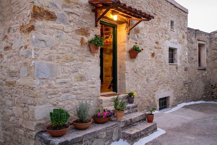Aristidis House Plouti Heraklion