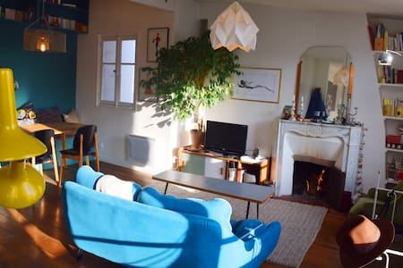 Charming flat in the canal st Martin - Paris