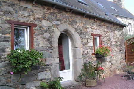 Maison de Pécheur sur la Presqu'ile Sauvage - Trédarzec - Casa