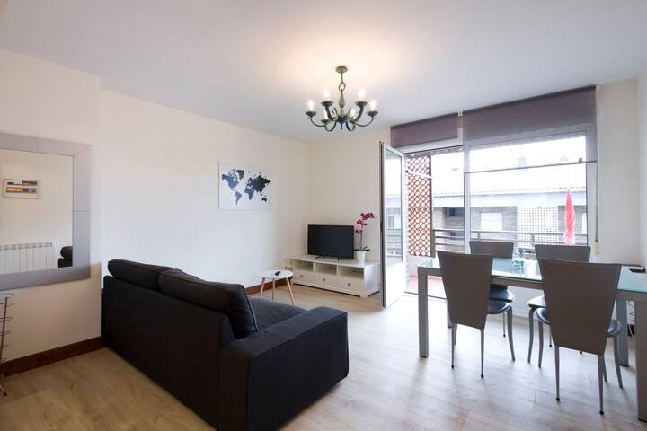 Zurriola apartment+WIFI+parking - Donostia - Condominio