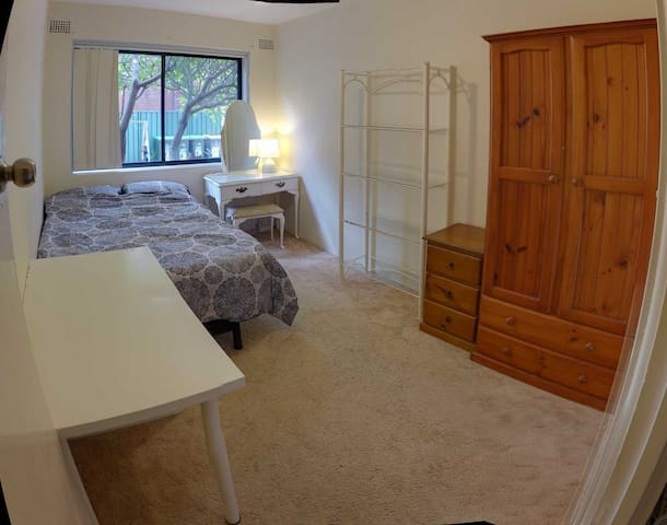 Clean/tidy Hillsdale apartment near UNSW, Airport - Hillsdale - Flat