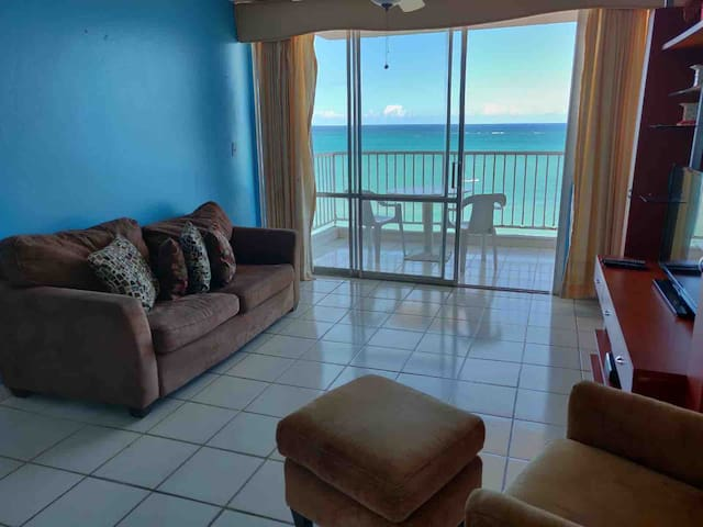 Special Price :) Heaven Balcony Beach Front Condo