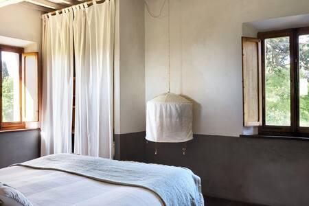 Room - Bed - Suite Miran - Light - Art - Design