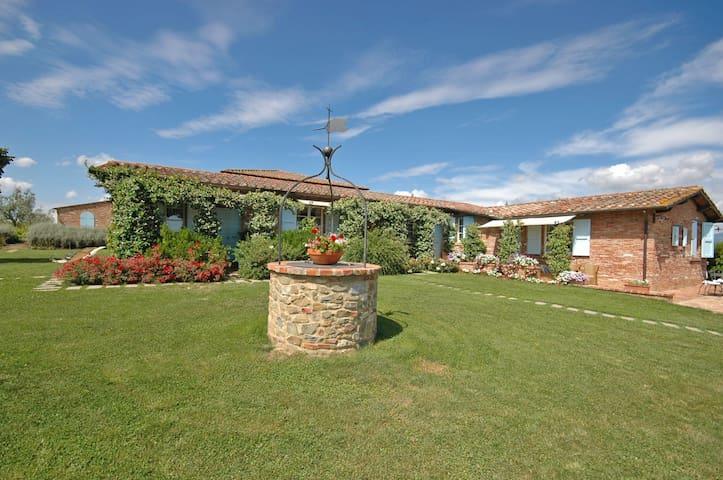 Casa Angela - Casa Angela 3, sleeps 3 guests - Pozzo della Chiana - Квартира