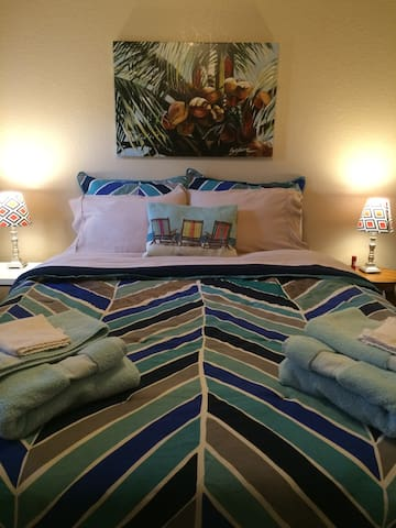 Be our guest, 1 bed, 1 bath - Cibolo - Casa
