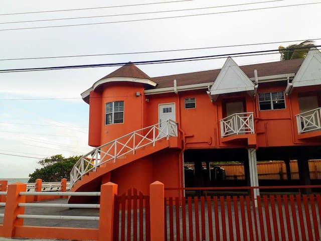 Max Retreats Tobago