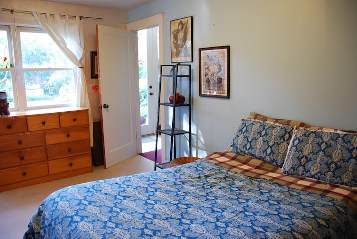 A Garden Suite near GG Park & UCSF