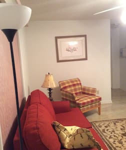 Quaint one-bedroom Master's rental - Hephzibah - Квартира