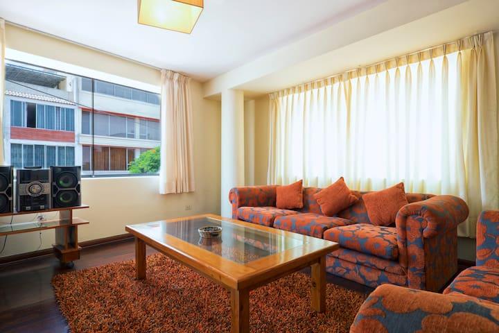 San Borja Apartment 2 - Lima - Appartement
