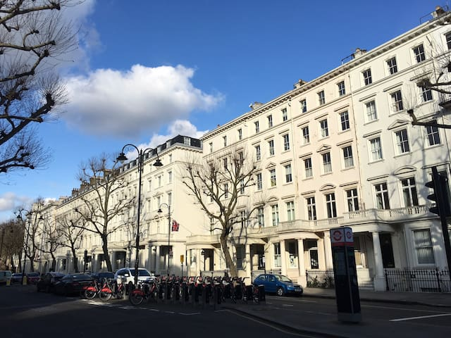 NEW South Kensington Flat: 2 bed newly refurbished