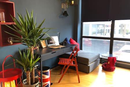 ⚡Brexit getaway Studio in Luxembourg (Esch-Belval)