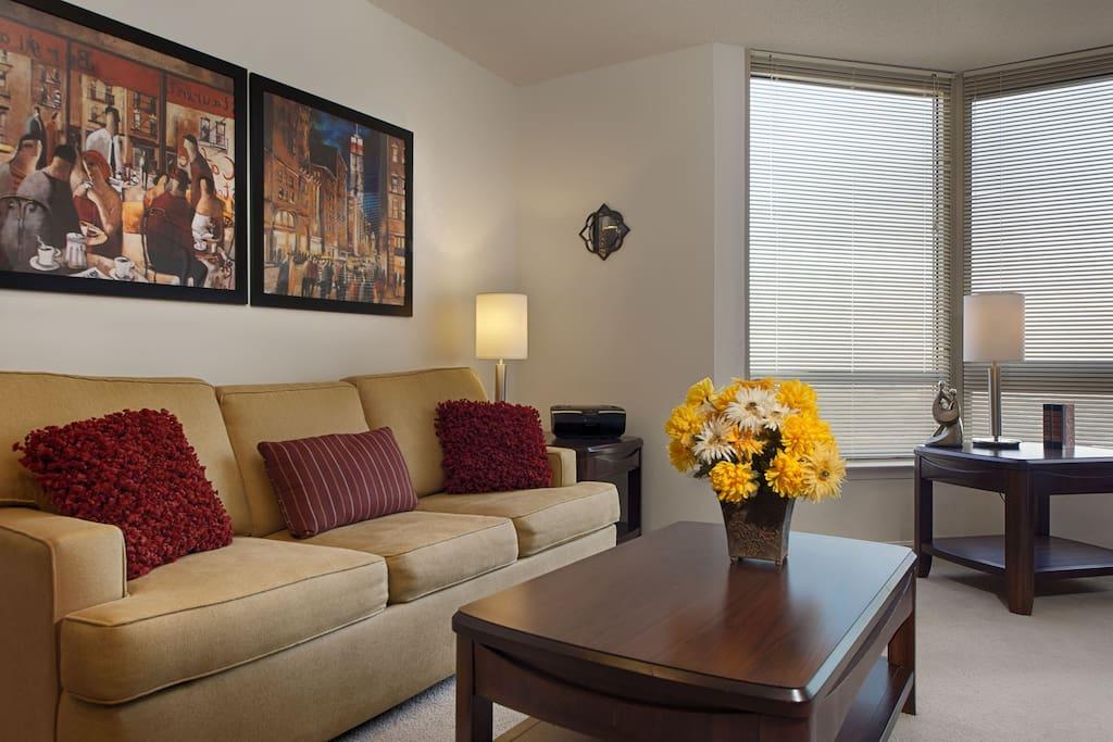 Dc Ballston Arlington 2 Bedroom 2 Bath Apartment Apartments For Rent In Arlington Virginia