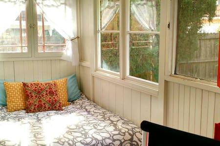 Private Guest House w/ Garden Views - Pasadena